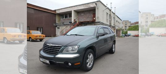 Chrysler Pacifica, 2003 - отзывы