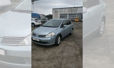 Nissan Tiida Latio, 2005 - отзывы