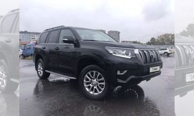 Toyota Land Cruiser Prado, 2019 - отзывы