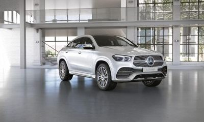 Mercedes-Benz GLE-класс Coupe, 2020 - отзывы