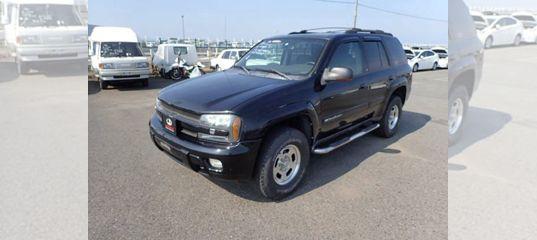 Chevrolet TrailBlazer, 2004 - отзывы
