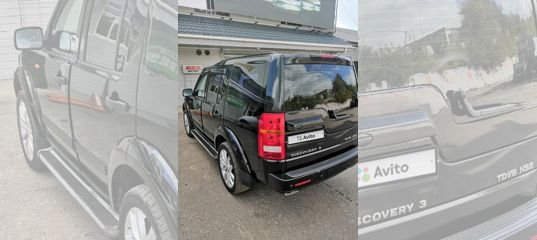 Land Rover Discovery, 2007 - отзывы