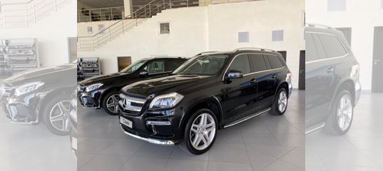 Mercedes-Benz GL-класс, 2013 - отзывы