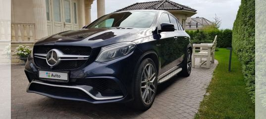 Mercedes-Benz GLE-класс AMG Coupe, 2015 - отзывы