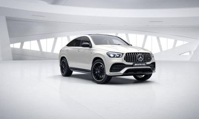 Mercedes-Benz GLE-класс AMG Coupe, 2020 - отзывы