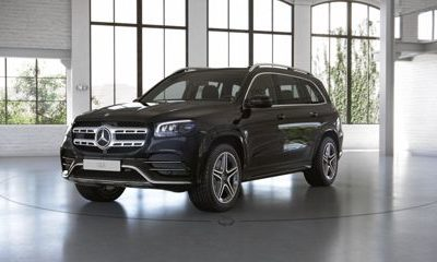 Mercedes-Benz GLS-класс, 2020 - отзывы