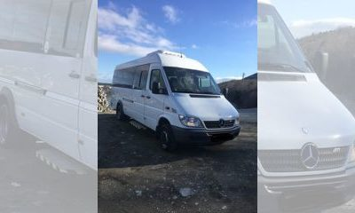 Mercedes-Benz Sprinter, 2015 - отзывы
