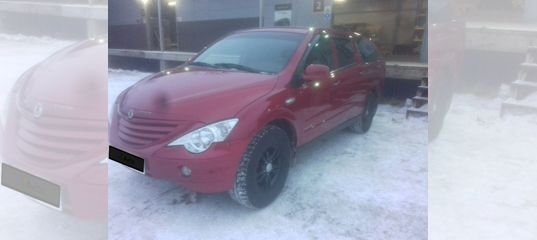 SsangYong Actyon Sports, 2008 - отзывы
