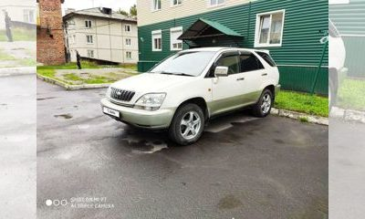 Toyota Harrier, 1998 - отзывы