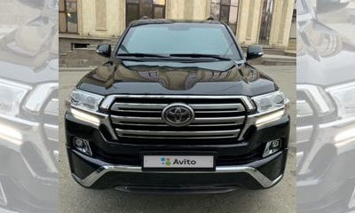 Toyota Land Cruiser, 2011 - отзывы