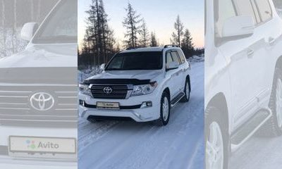 Toyota Land Cruiser, 2013 - отзывы