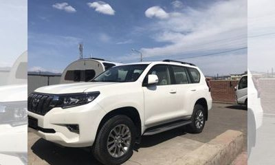 Toyota Land Cruiser Prado, 2018 - отзывы