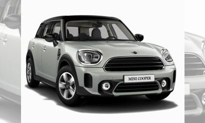 MINI Cooper Countryman, 2020 - отзывы
