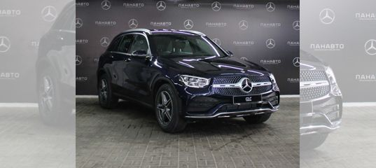 Mercedes-Benz GLC-класс, 2020 - отзывы