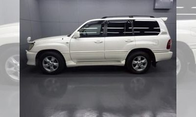 Toyota Land Cruiser, 2006 - отзывы
