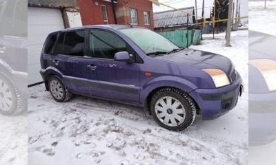 Ford Fusion, 2007 - отзывы
