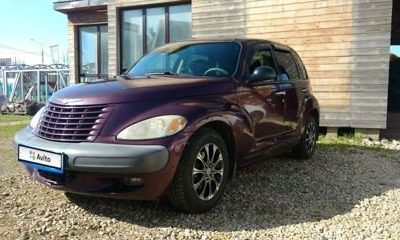 Chrysler PT Cruiser, 2001 - отзывы
