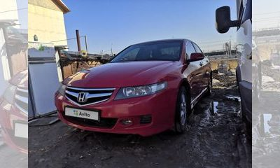 Honda Accord, 2006 - отзывы