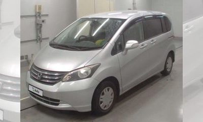 Honda Freed, 2009 - отзывы