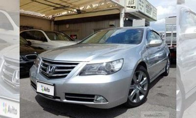 Honda Legend, 2010 - отзывы