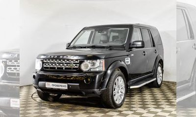 Land Rover Discovery, 2013 - отзывы