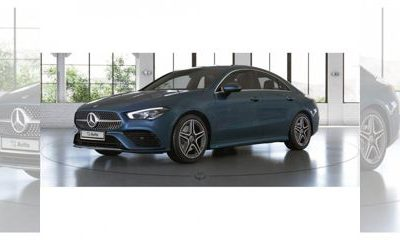 Mercedes-Benz CLA-класс, 2020 - отзывы