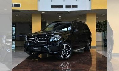 Mercedes-Benz GLS-класс, 2017 - отзывы