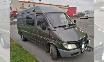 Mercedes-Benz Sprinter, 2002 - отзывы