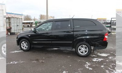 SsangYong Actyon Sports, 2012 - отзывы