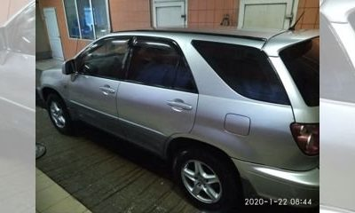 Toyota Harrier, 1999 - отзывы