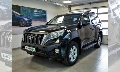 Toyota Land Cruiser Prado, 2013 - отзывы