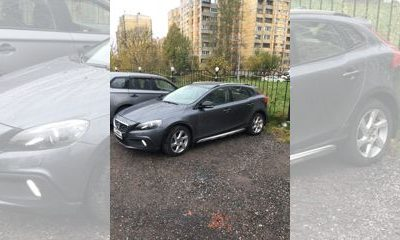 Volvo V40 Cross Country, 2013 - отзывы