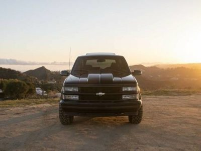 1 Owner_Chevrolet_Tahoe 98 & # 039; K1500 - 1000 долларов