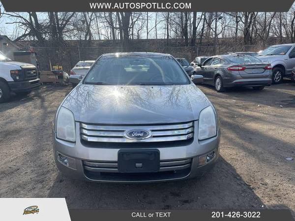 2009 Ford Fusion SEL Седан 4D