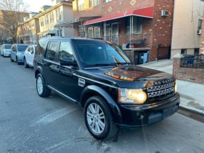 2010 Land Rover LR4 HSE 5.0L AWD