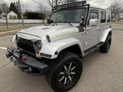 ** 2011 Jeep Wrangler Unlimited Sport SUV 4D * Drive Today!