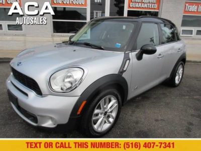 2011 MINI Cooper Countryman AWD 4dr S ALL4 2011 года