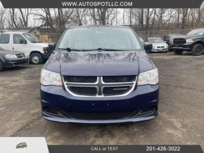 2013 Dodge Grand Caravan Passenger AVP Минивэн 4D