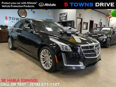 2014 Cadillac CTS Седан 4dr Sdn 2.0L Turbo Luxury AWD