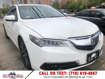 2015 Acura TLX 4dr Sdn FWD V6 2015 года выпуска