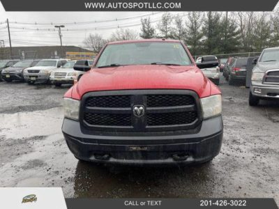 2015 Ram 1500 Regular Cab Tradesman Pickup 2D 8 футов