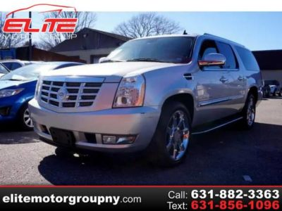 Cadillac Escalade ESV AWD Luxury 2013 года