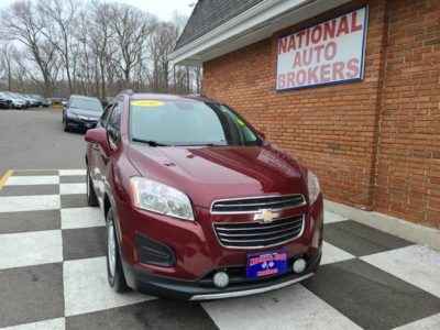 Chevrolet Chevy Trax AWD 4dr LT 2016 года