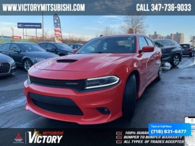 Dodge Charger R / T 2018 года