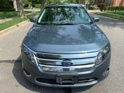 FORD FUSION SEL 2012 года