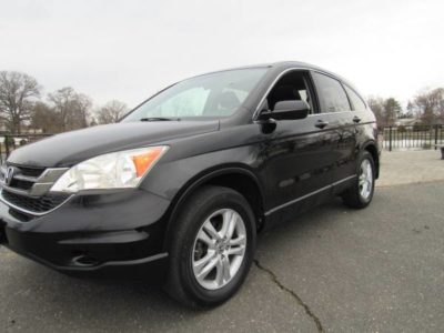 Honda 2010 CRV EXL 4WD One Owner Black 107K Auto Loaded Mint In/Out