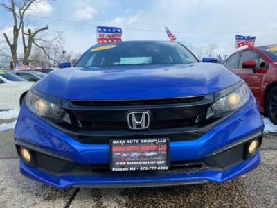 Honda Civic Sport 4dr Sedan CVT 2019 года выпуска