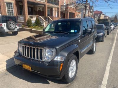 Jeep Liberty Limited 2010 г.