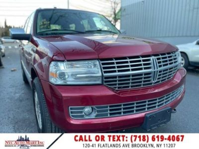 Lincoln Navigator 4WD 4dr 2014 года