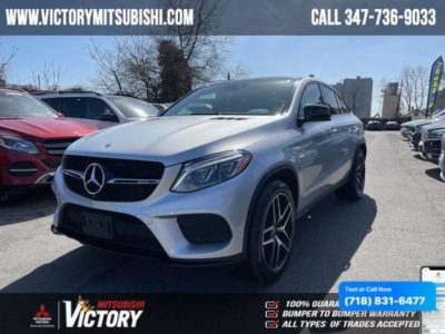 Mercedes-Benz GLE GLE 43 AMG® Coupe 2018 года